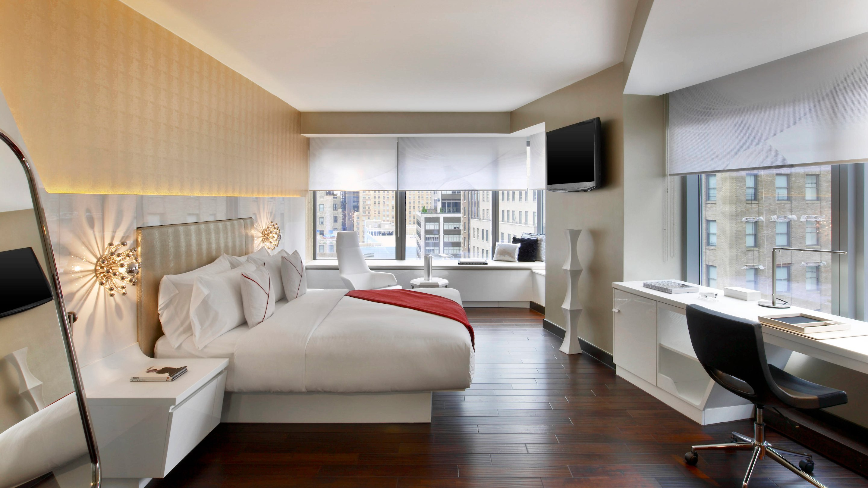 W Hotel New York World Trade Center - SPG Amex Canada