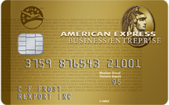 American Express Air Miles Gold Business credit card
