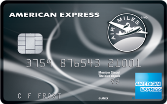 American Express Air Miles Reserve credit card