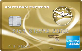 Air Miles credit card insurance coverage