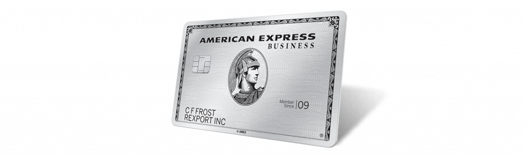The Business Platinum Card by American Express