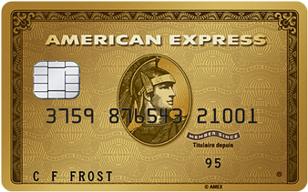 The American Express Gold Rewards card's insurance coverage