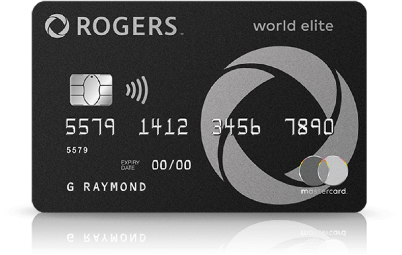 Rogers World Elite Mastercard - The best Rogers Bank Mastercard you can get