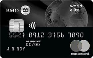BMO World Elite Mastercard