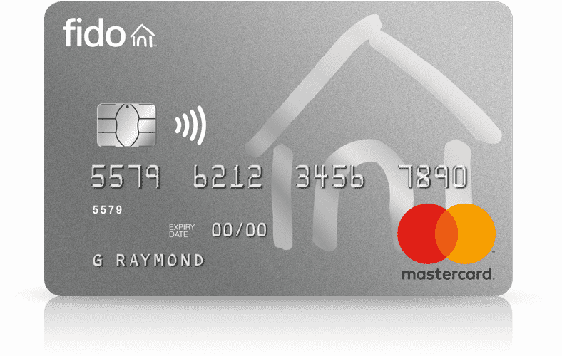 The Fido Mastercard, a flat cashback rewards system