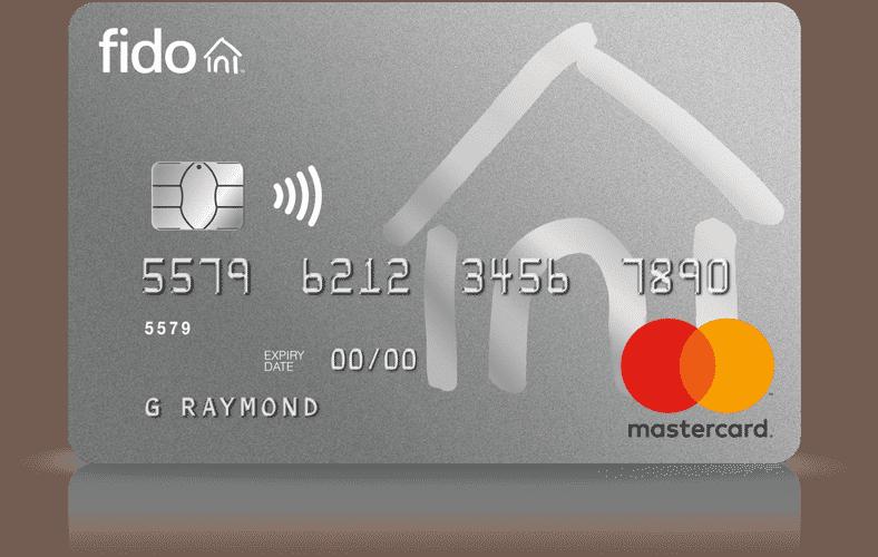 The Fido Mastercard, a flat cashback rewards system