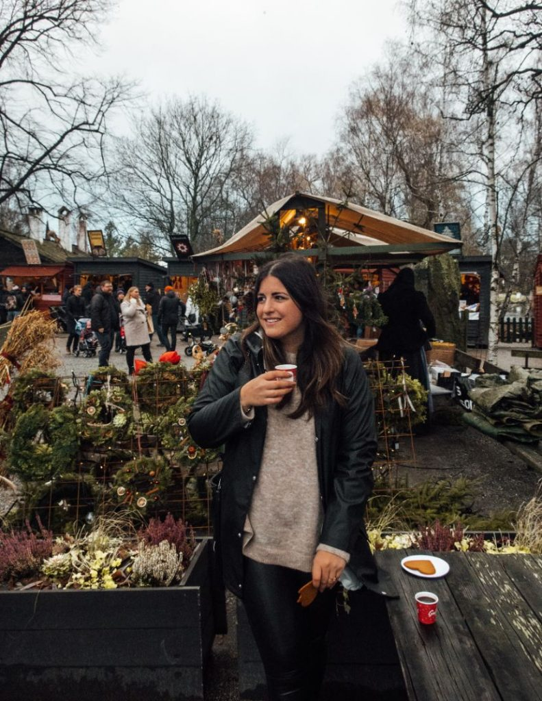 American Express Gold Rewards Card Madeline Rae Christmas Market Stockholm