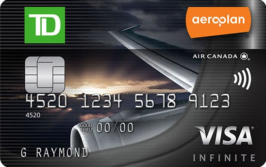 Air Canada Credit Cards
