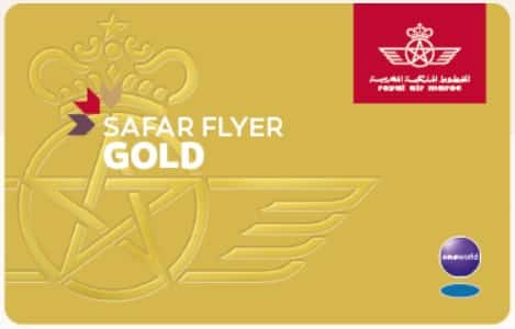 Safar Flyer Gold Membership