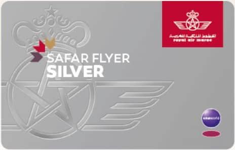 Safar Flyer Silver Membership