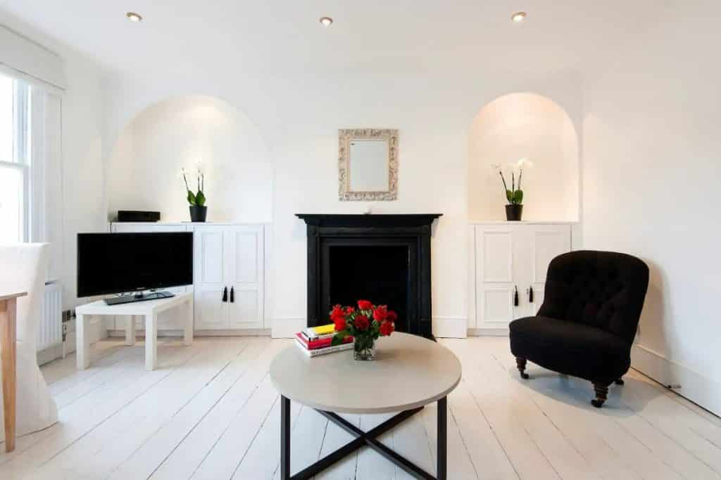 Chic Victorian Airbnb London