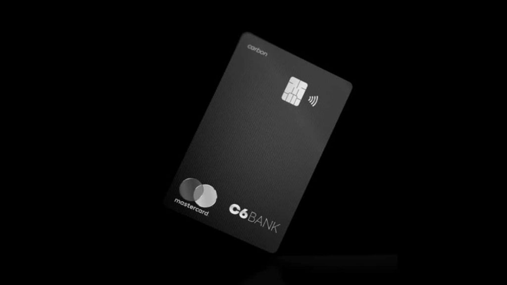 cartao carbon credit mastercard