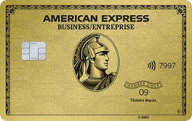 American Express Business Gold Rewards Card Canada
